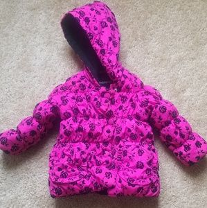 Infant winter coat